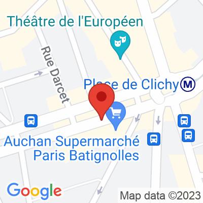 Autolib' - 9 Boulevard des Batignolles Paris