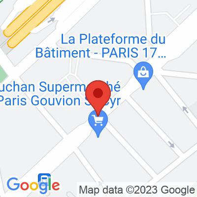 Autolib - 26 boulevard Gouvion Saint-Cyr Paris