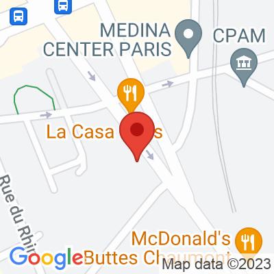 Renault - Rue de Crimée
