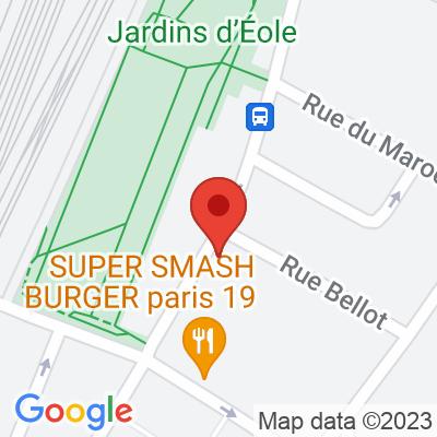 Autolib' - 38 rue d'Aubervilliers Paris