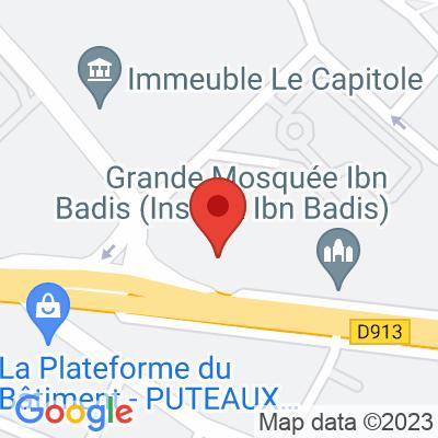 Autolib' - 205 Avenue Georges Clémenceau Nanterre