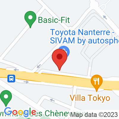 Renault - Nanterre