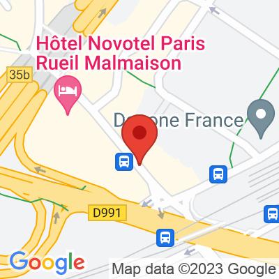 Autolib' - 8 avenue Édouard Belin Rueil-Malmaison