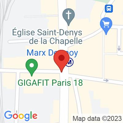 Autolib' - 1 Rue Ordener Paris