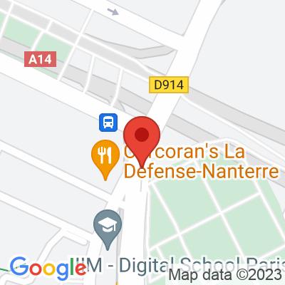 Autolib' - 5 Boulevard Aimé Césaire Nanterre