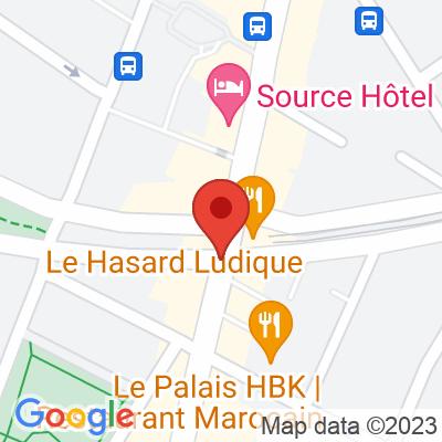 Autolib' - 1 Rue Navier Paris
