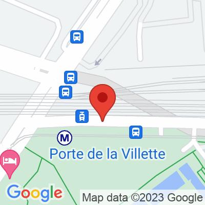Villette - av Corentin cariou Paris