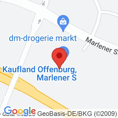 Kaufland Offenburg (Marlener Straße)