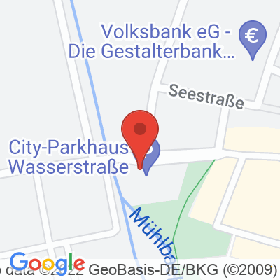 City Parkhaus - Offenburg
