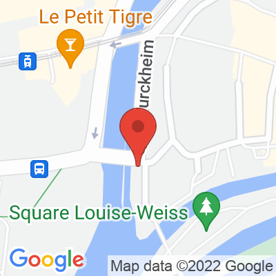 Quai de Turckheim - Strasbourg