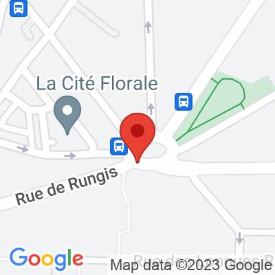 Autolib' - 2 Rue de Rungis Paris