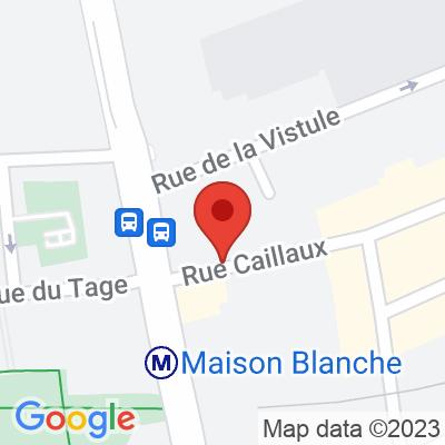 Autolib' - 24 rue Caillaux Paris