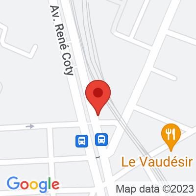 Autolib' - 11 rue René Coty Paris
