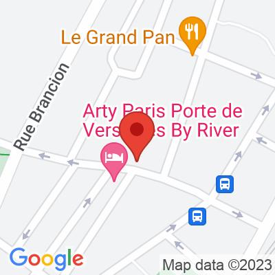 Autolib' - 95 rue des Morillons Paris