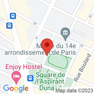 Autolib' - 10 rue Castagnou Paris
