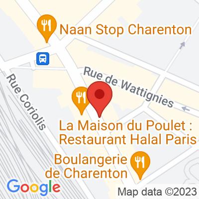 Autolib - 251 rue de Charenton Paris