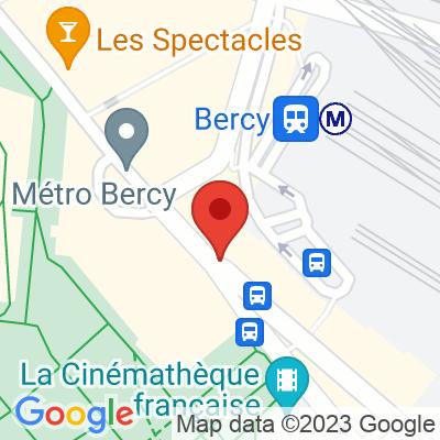 Autolib - 86 Rue de Bercy