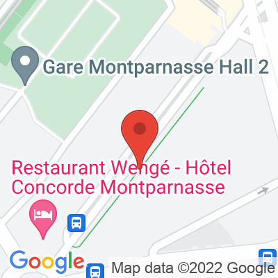 Parc souterrain Montparnasse Gaité