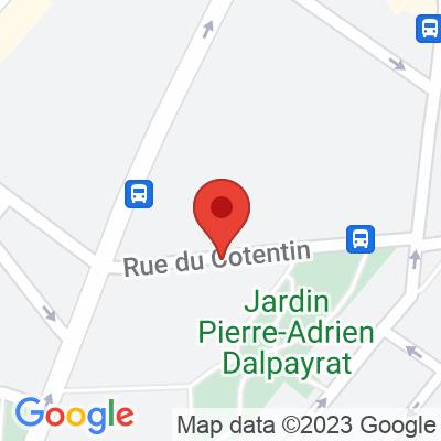 Autolib' - 29 rue du Cotentin Paris