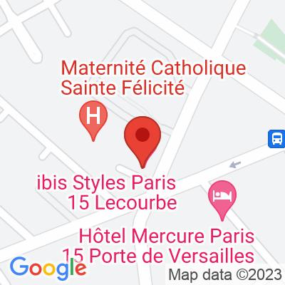 Autolib - Rue de la Croix Nivert