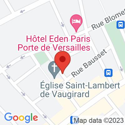 Autolib' - 11 rue Gerbert Paris