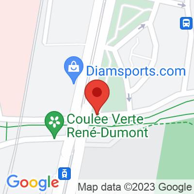 Autolib' - 1 avenue Émile Laurent Paris