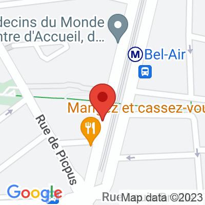 Autolib' - 9 boulevard de Picpus Paris