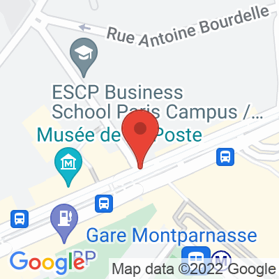 Autolib' - 20 Boulevard de Vaugirard Paris