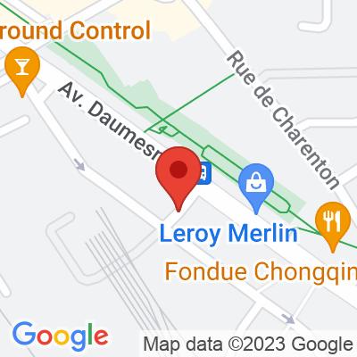 Autolib' - 4 Rue Charles Bossut Paris