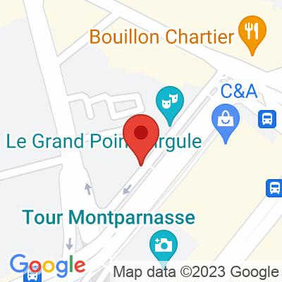 Autolib' - 16 rue de l'Arrivée Paris
