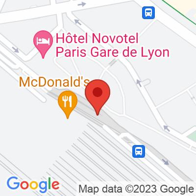 Parking EFFIA - Rue de Chalon