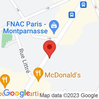 Autolib - 155 bis rue de Rennes Paris