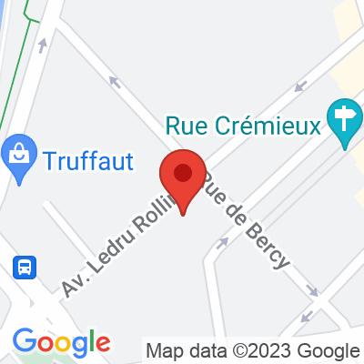 Autolib - 20 avenue Ledru Rollin Paris