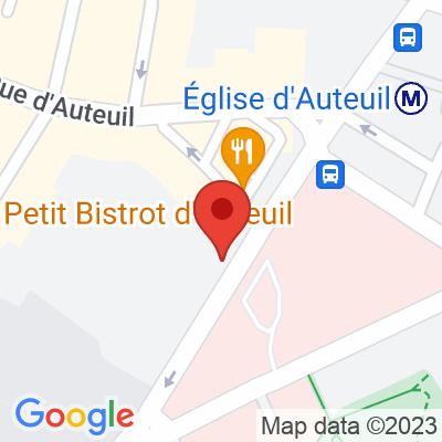 Belib - Rue Chardon-Lagache