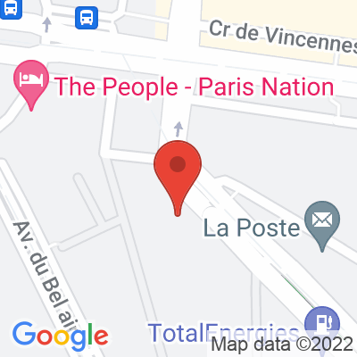 Parc souterrain Picpus Nation