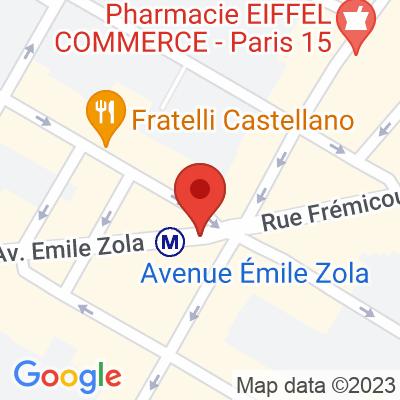 Autolib' - 143 Avenue Émile Zola Paris