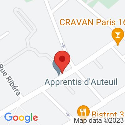 Autolib' - 42 rue Jean de la Fontaine Paris