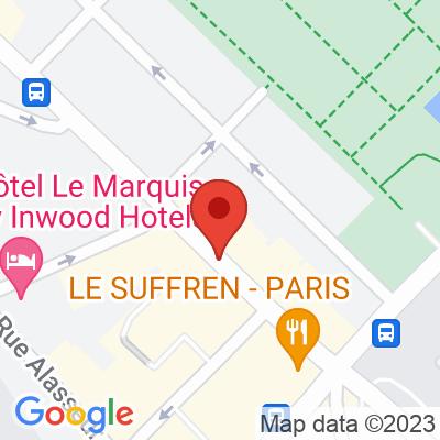 Autolib' - 78 avenue de Suffren Paris