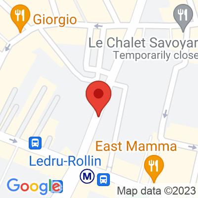 Autolib' - 104 avenue Ledru Rollin Paris