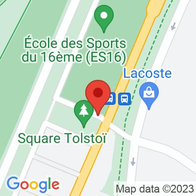 Autolib - 2 square Tolstoï Paris