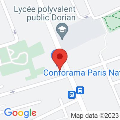 Autolib' - 65 avenue Philippe Auguste Paris