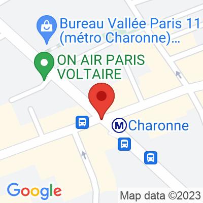 Autolib' - 182 Boulevard Voltaire Paris