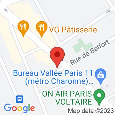 Autolib' - Rue François Neufchateau
