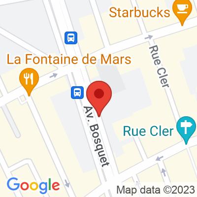 Autolib' - 41 avenue Bosquet Paris