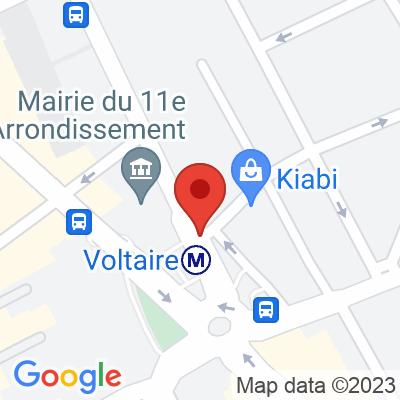 Autolib' - 2 avenue Parmentier Paris