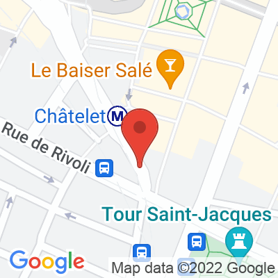 Autolib' - 3 Rue des Halles Paris