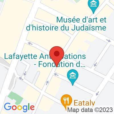 Autolib' - 36 rue du Temple Paris