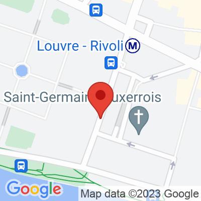 Autolib' - 2 Rue de l'Amiral Coligny Paris