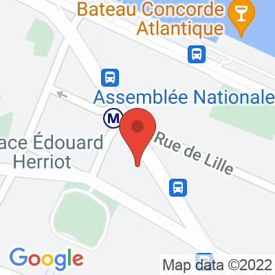 Assemblée Nationale - Cours Montesquieu