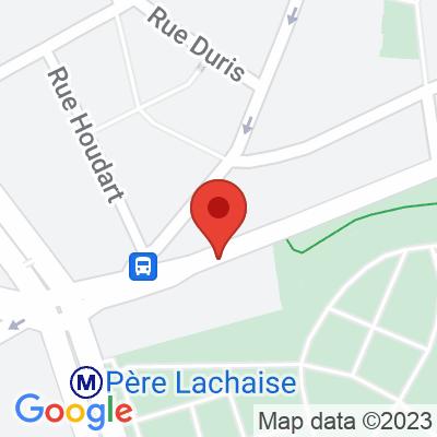 Autolib' - 1 Avenue Gambetta Paris